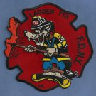 Queens New York Ladder Company 173 Fire Patch