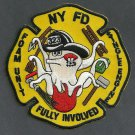Brooklyn New York Engine Company 323 Fire Patch