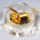 crystal music box