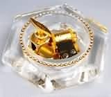 crystal music box