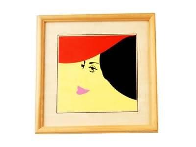 Art Photo Frame Music Box