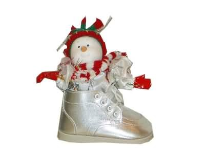 snowman music gift
