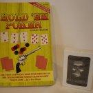 Hold'em Poker Book by David Sklansky and New Pack of Dead Money Poker Cards