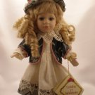 Collector's Choice Porcelain Doll