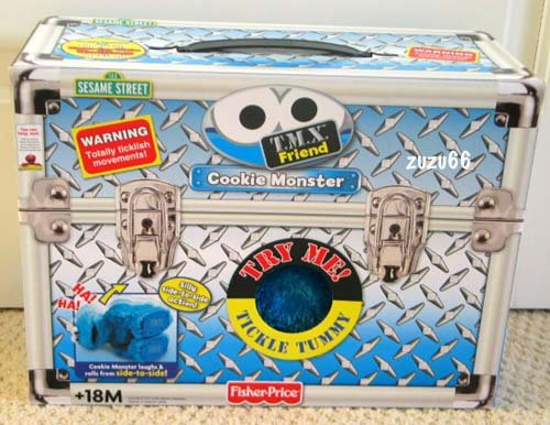 TMX Friend Cookie Monster BRAND NEW in Box!