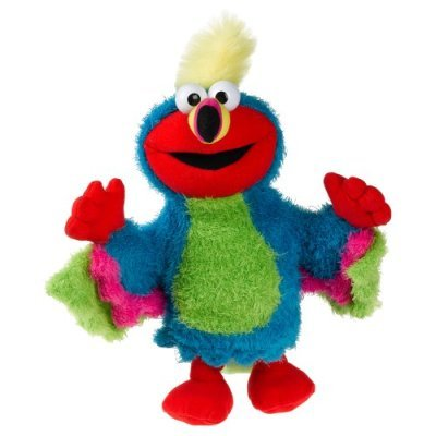 Sesame Street BIRD'S THE WORD Elmo