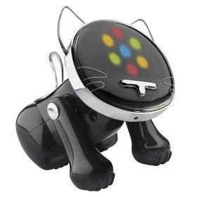 Hasbro Black i-Cat Robotic Music Loving Feline iCat