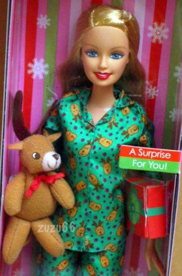 Christmas Morning Barbie Target Exclusive NRFB