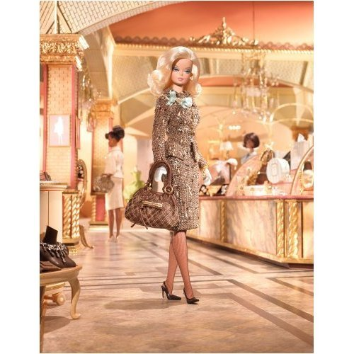 Barbie Tweed Indeed Fashion Model Collection Gold Label Silkstone Doll