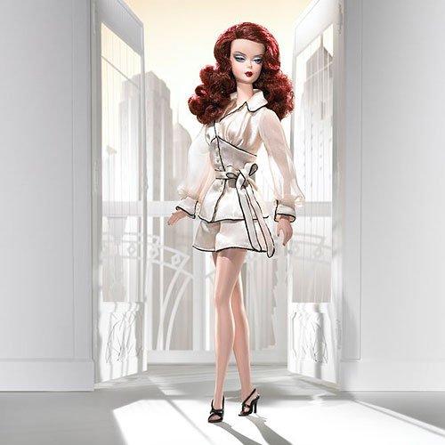 Barbie Suite Retreat Fashion Model Collection Gold Label Silkstone Doll