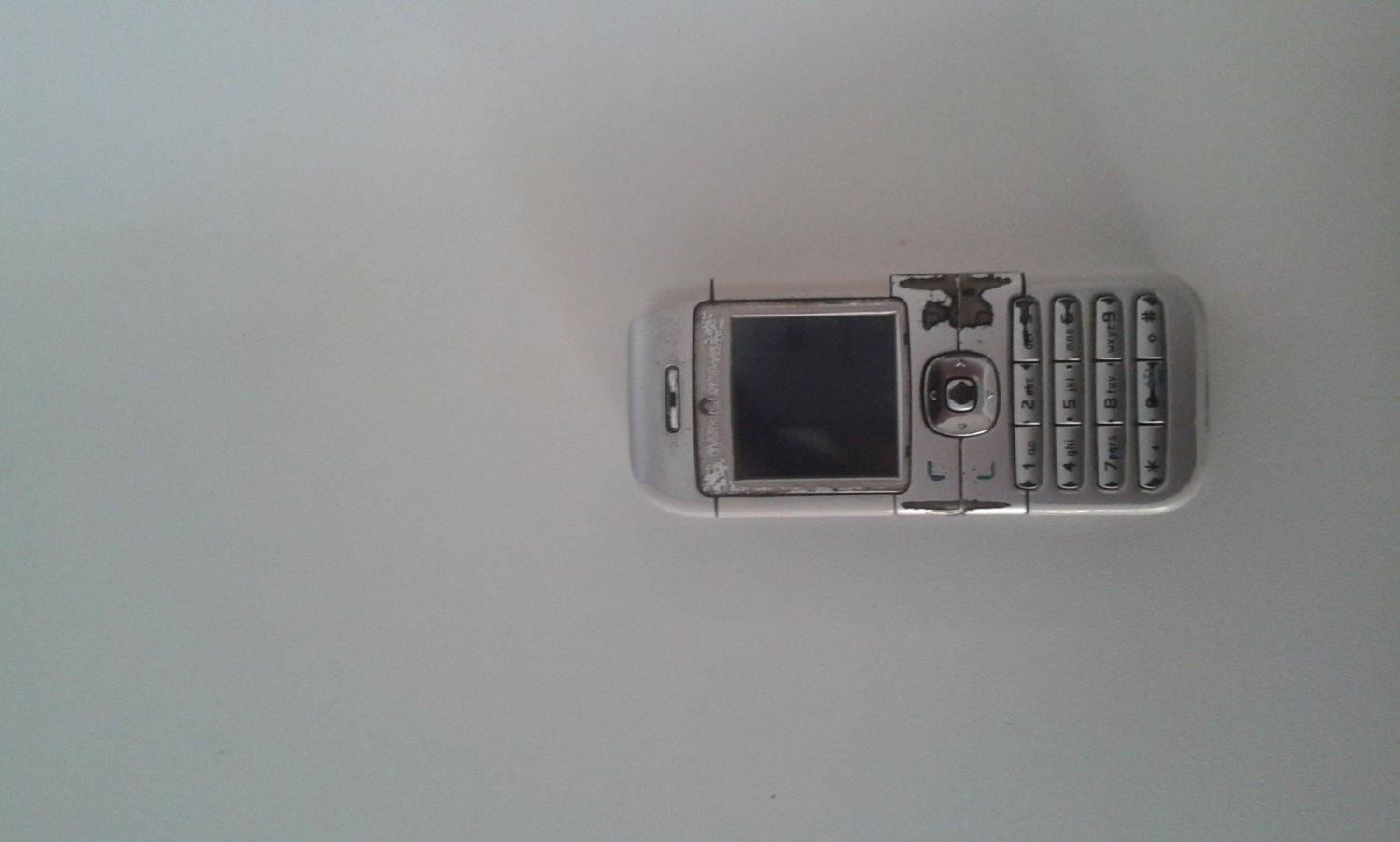 old Nokia handy 6030 with akku BL-5C