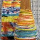 Candy Corn Sock Yarn