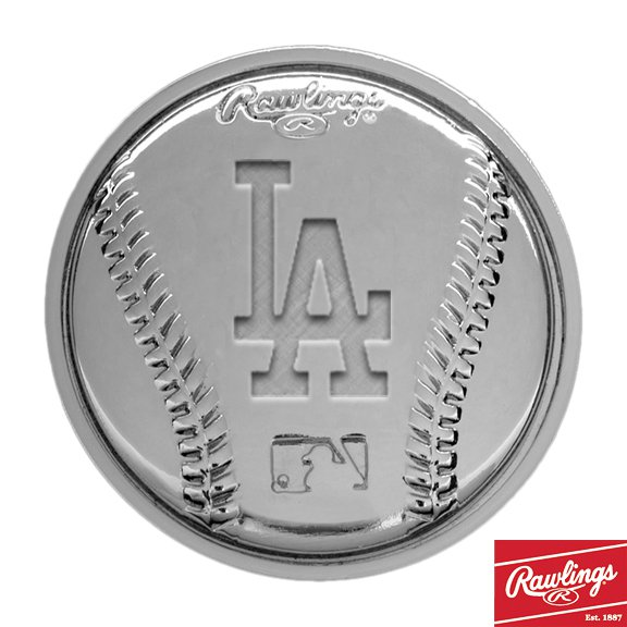Los Angeles Dodgers, Refrigerator Magnet / Paper Weight