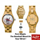 Milwaukee Brewers, Maple Wood Watch