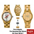 San Francisco Giants, maple Wood Watch