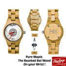 Chicago Cubs, Maple wood Watch