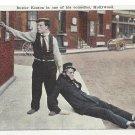 Vintage Buster Keaton Postcard Unused Post Card Hollywood California
