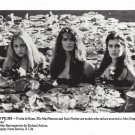 Sirens Movie Promo Movie Photo Elle MacPherson Promotion Photograph Black and White Vintage
