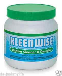 Water Distiller Cleaner Descaler Kleenwise