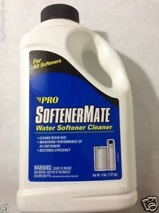 Softener Mate SM65N City Water Softener Cleaner, 4 Pounds New