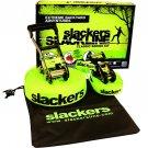 New Slackers Slackline Classic Set 50-Feet with Teaching Line Bonus