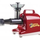 New Champion Household Juicer 4000 (Red)