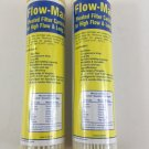 "New Watts Flow-Max 50 Absolute Micron Pleated Filter 9.75"" x 2.5"" Remove Cyst FM-50-975 Pack of 2"