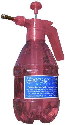 Chanson Pressure Sprayer Bottle - Pink