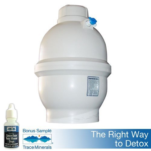 3.2 Gallon Water Storage Tank for Nanofilter