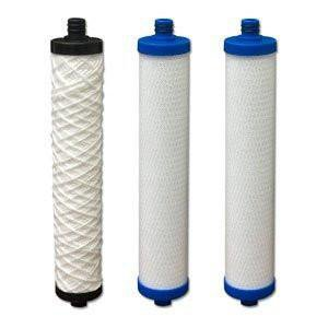 Original Hydrotech RO Reverse Osmosis Water Filters Cartridges Set 3-Pack New