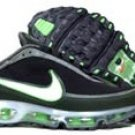 Men's Nike Air Max 360 II- Black & Green