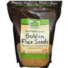 GOLDEN FLAX SEEDS ORG 2 LB By Now Foods