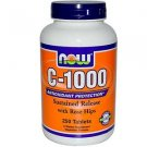 C-1000 RH SR  250 TABS By Now Foods