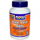ALOE VERA 5000mg  100 SGELS By Now Foods
