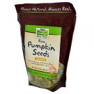 PUMPKIN SEEDS RAW  1 LB By Now Foods