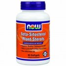 BETA-SITOSTEROL PLANT   90 SGELS By Now Foods