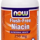 NIACIN FLUSH FREE 250mg  90 VCAPS By Now Foods