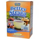 BETTER STEVIA PACKETS 100/BOX By Now Foods