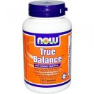 TRUE BALANCE MULTI   120 CAPS By Now Foods