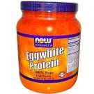 EGGWHITE PURE POWDER   1.2 LB By Now Foods