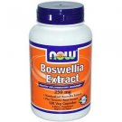 BOSWELLIA EXTRACT 250mg 120 CAPS By Now Foods