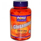 L-GLUTAMINE 1000mg 120 CAPS By Now Foods