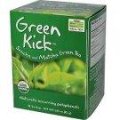 GREEN KICK TEA BAGS  24 BAGS By Now Foods