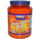 WHEY  ISOLATE TOFFEE CARAMEL FUDGE  1.8 LBS By Now Foods