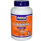 ARGININE 1000mg 120 TABS By Now Foods