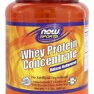 WHEY CONCENTRATE UNFLAVOR 1.5 LB By Now Foods