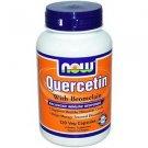 QUERCETIN W/BROMELAIN  120 VCAPS By Now Foods