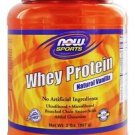 WHEY PROTEIN VANILLA  2 LB By Now Foods