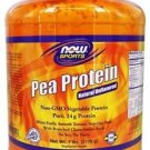 PEA PROTEIN UNFLAVORED 7 LB By Now Foods