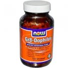 GR 8 DOPHILUS - ENTERIC  120 VCAPS By Now Foods